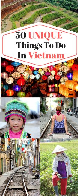 50 Unique Things To Do In Vietnam - Journalist On The Run