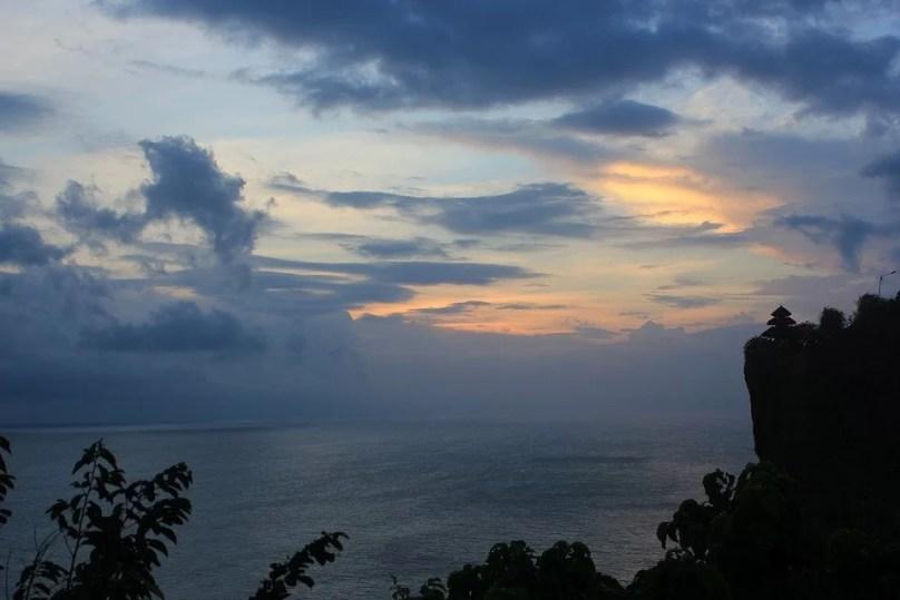Ocean in Bali