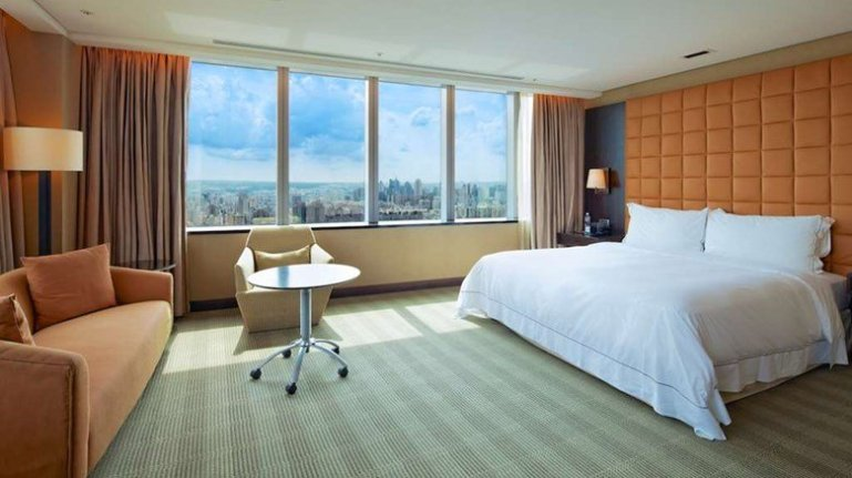 where to stay in taichung city
