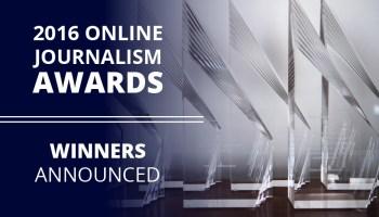 Online journalism major?
