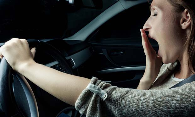 Drowsy Driving And Car Crashes How Night Shift Work