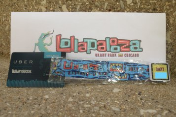 Lollapalooza 3 Day Pass
