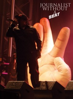 Ice Cube takes the stage at Riot Fest