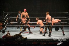 10-Man Tag Team Match