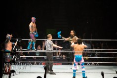 Triple Threat for Tag Team Titles
