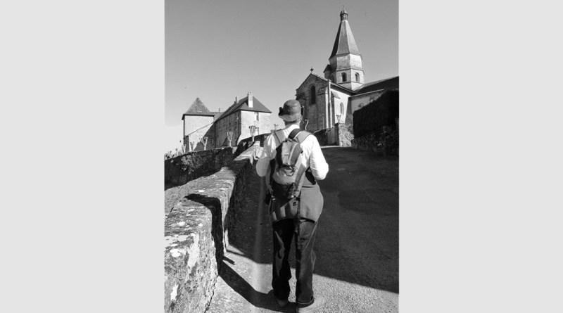 Compostelle • Être « jacquet » tout  en restant en Limousin ?