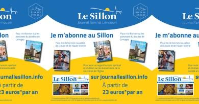 Je m'abonne au Sillon !