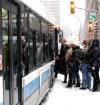 Autobus hiver STM