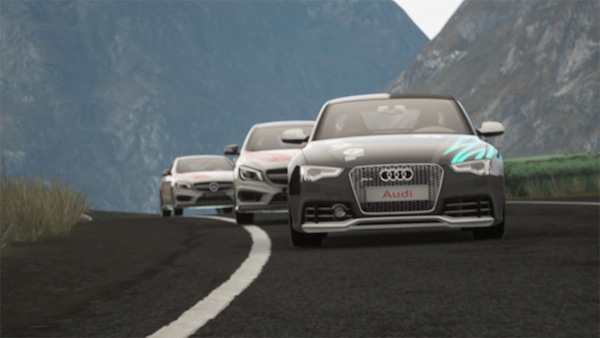 DriveClub game