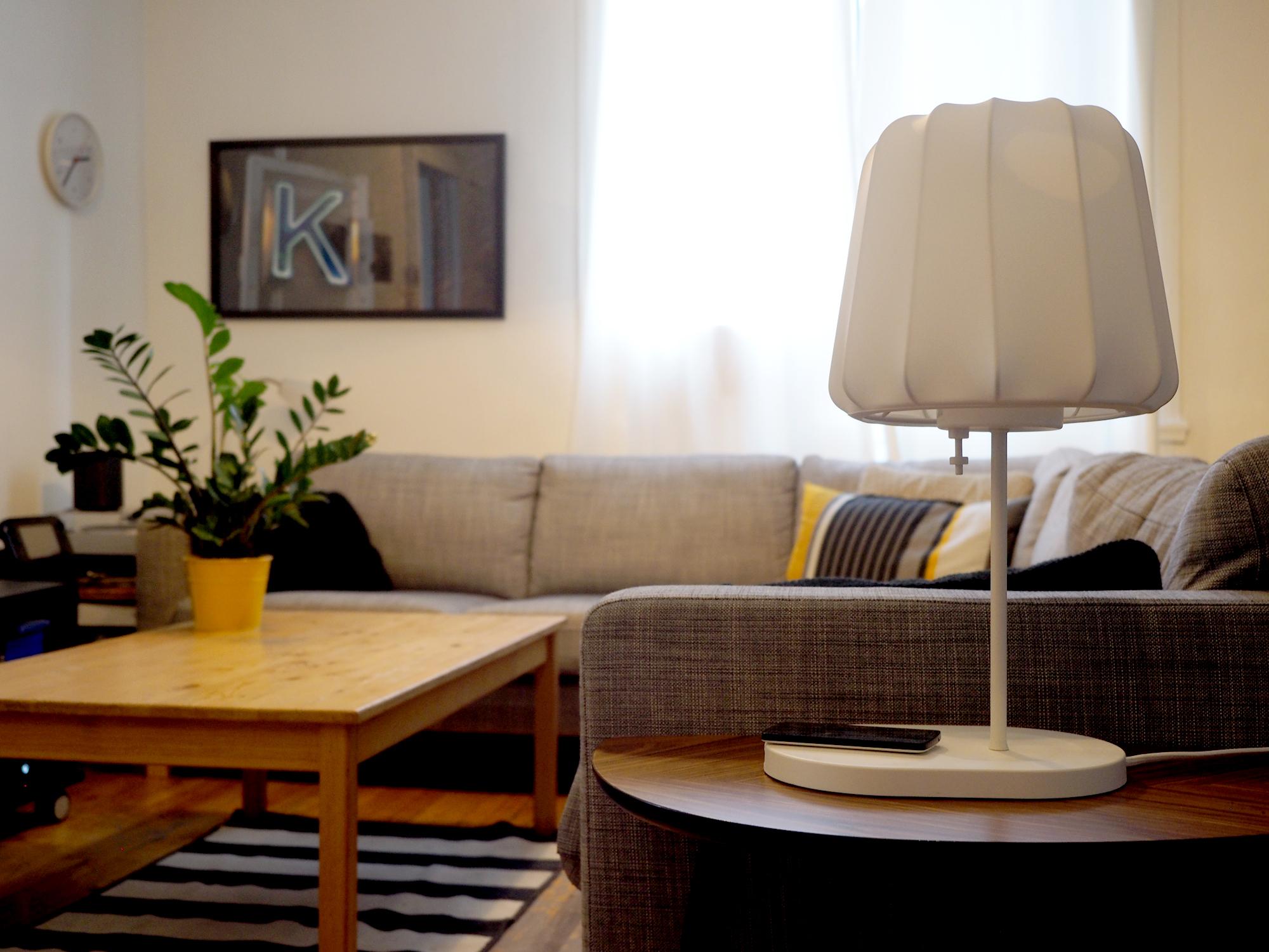La Recharge Sans Fil Sinvite Chez Ikea
