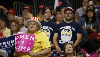 The Trump Army: Left behind modernity like zombies after the Apocalypse