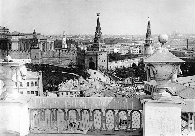 С 27 октября по 3 ноября 1917 года первопрестольная Москва пережила свою страстную седмицу