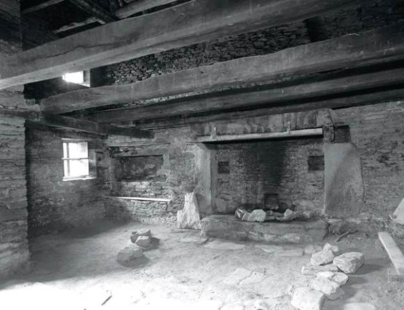 Les Maisons Avance En Bretagne Entre 1600 Et 1900