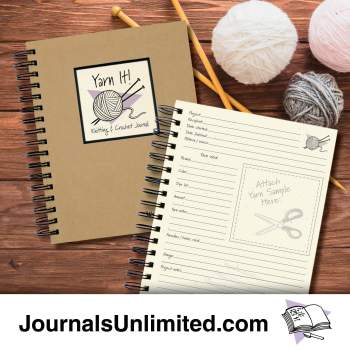 Yarn it! Knitting & Crochet Journal