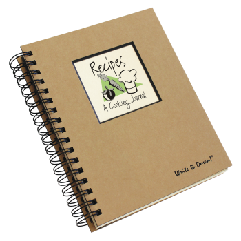 Recipes, A Cooking Journal