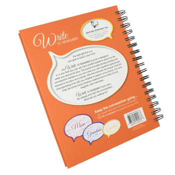 Write to Remember DAD Interview Journal
