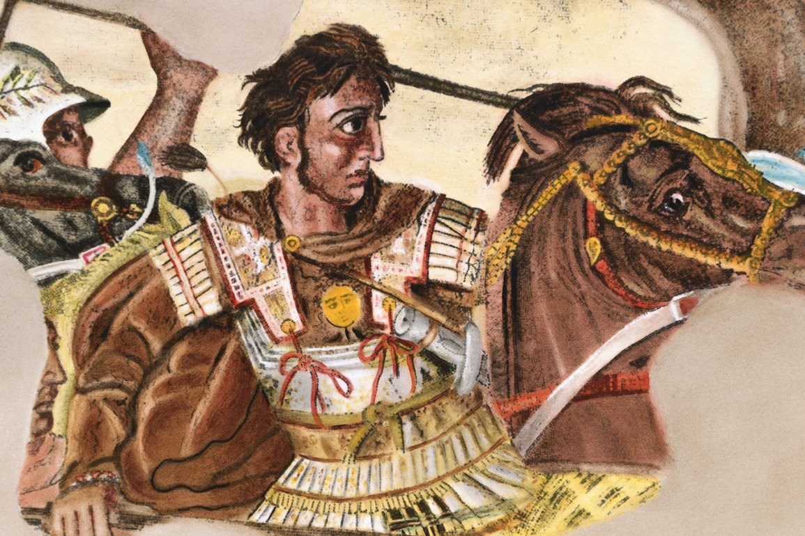 Biography of Alexander The Great and his Life