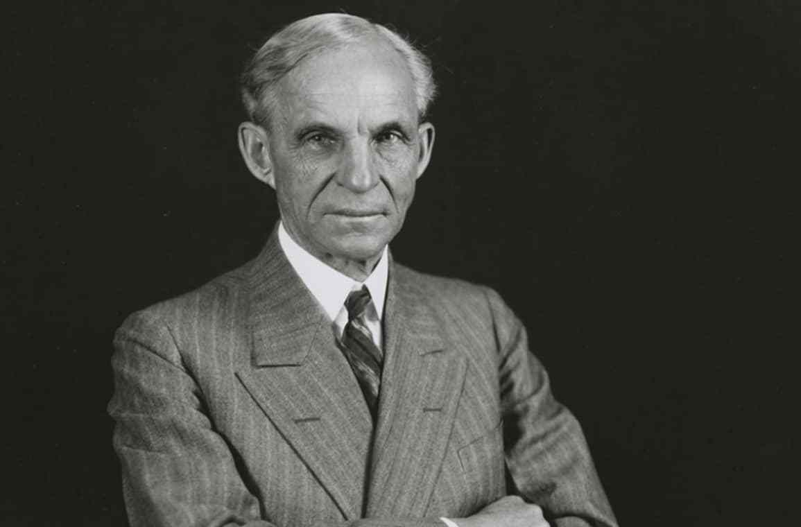 Biography of Henry Ford and his Life