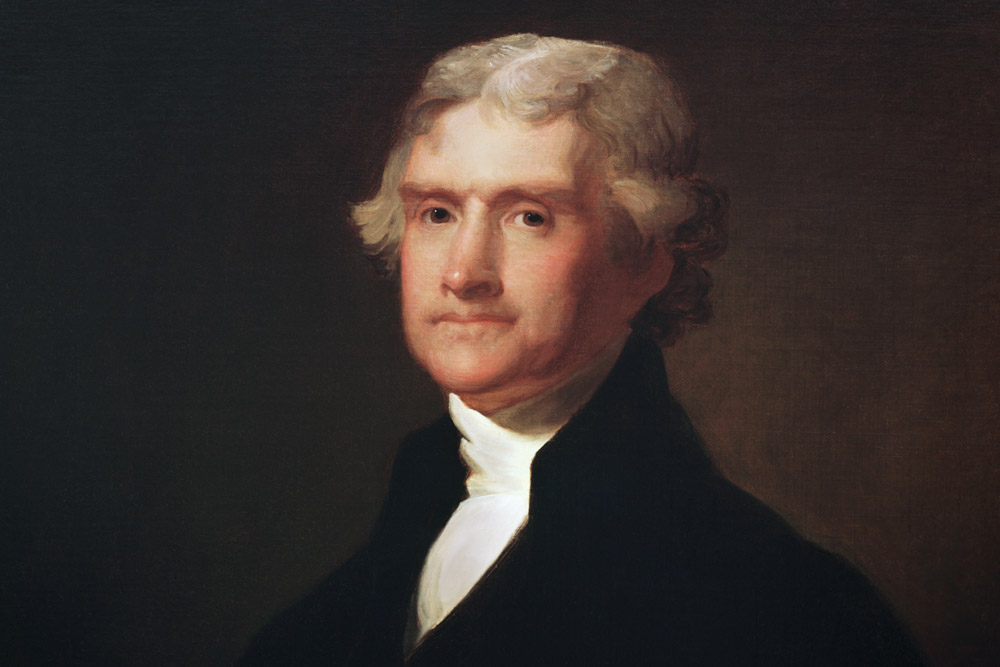 Biography of Thomas Jefferson and his Life