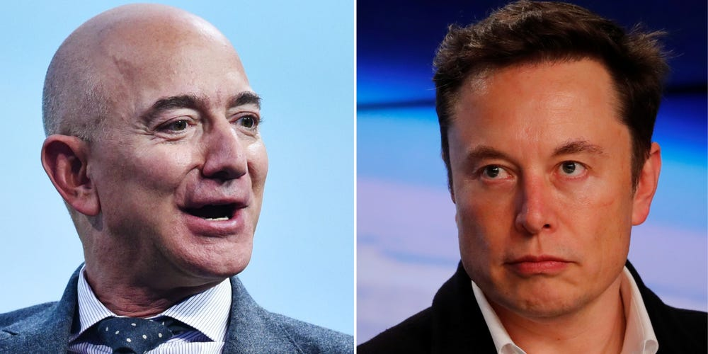 Jeff Bezos is offering to cover billions in costs if NASA