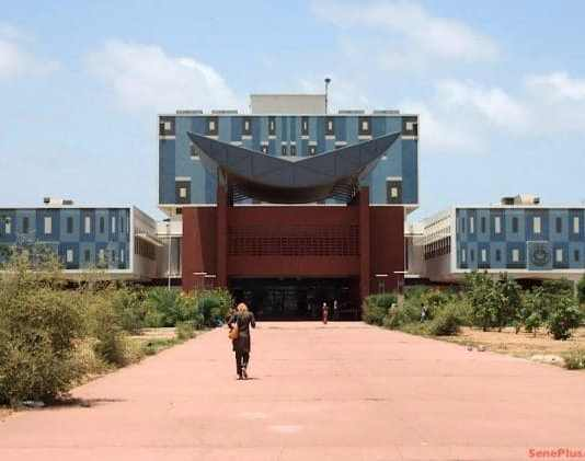 Inscription à l'université/Université Cheikh Anta DIOP : Désespoir