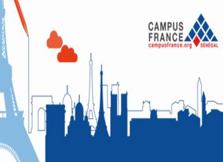 démarche Campus France