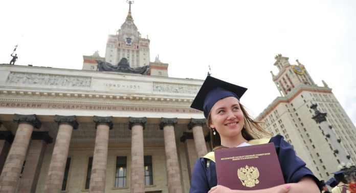 La russie invite 15.000 étrangers à étudier gratuitement dans ses universités/étudier en Russie