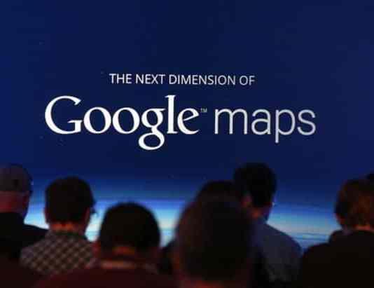 Google Maps/Google prépare une nouvelle version de son application Google Maps