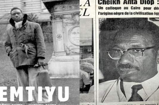 Documentaire télé sur Cheikh Anta Diop Kemtiyu Séex Anta