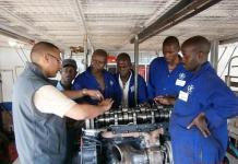 Recrutement d'un technicien mécanicien/Résultats définitifs au concours d'entrée en première année BEP