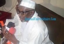 Professeur Cheikh Ba Département de Géographie