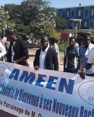 Amicale des Élevés et étudiants de Nguidjilone AMEEN