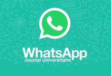 Groupe WhatsApp Journal Universitaire