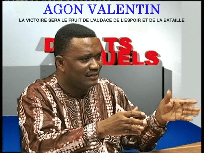 Valentin Agon invente un médicament contre le paludisme