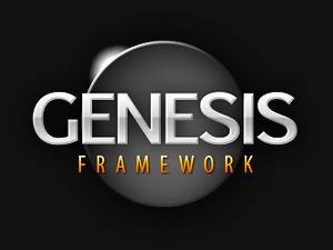 Genesis Theme Framework Screenshot
