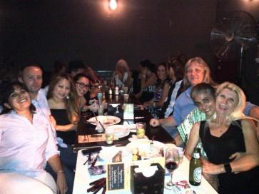 My Leaving Party at Boteco's Miami