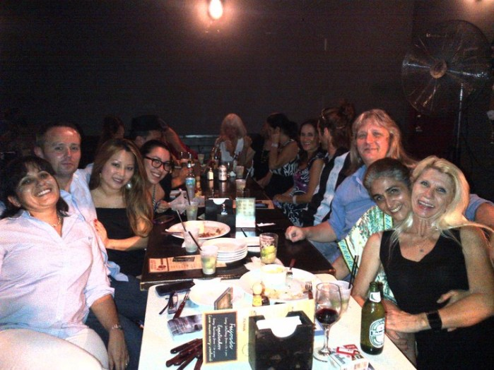 My Leaving Party at Boteco's Miami