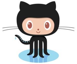 Octocat GitHub Love