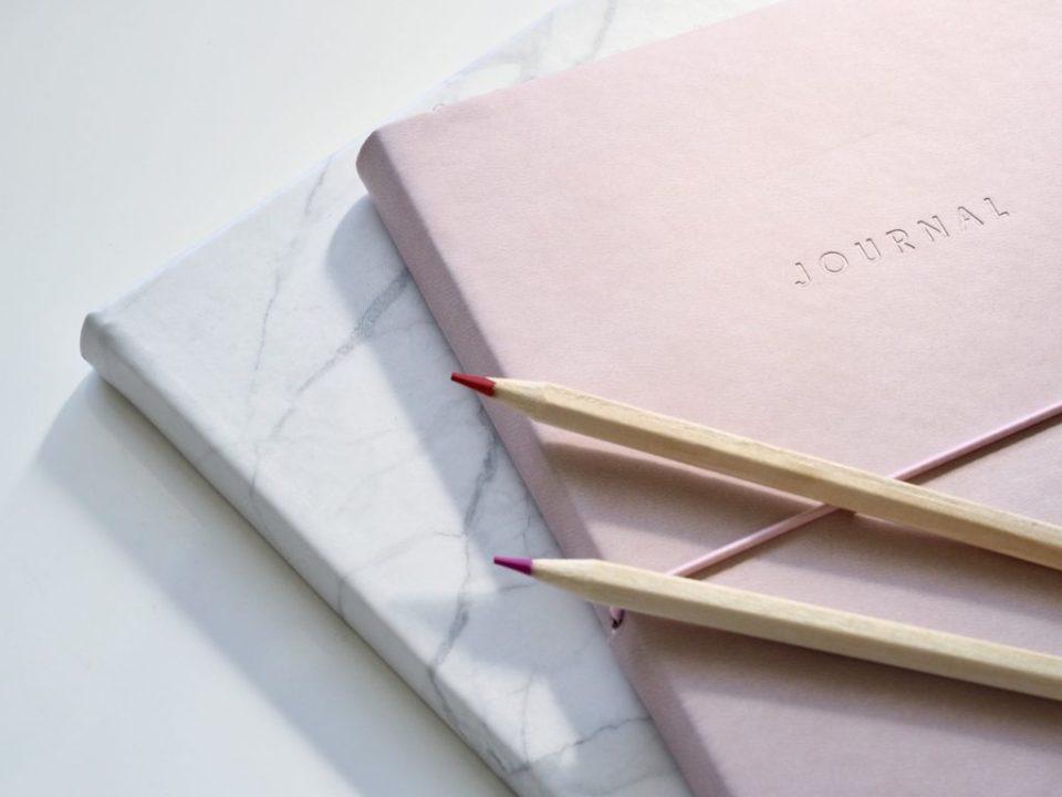 Tenir un journal peut changer votre vie
