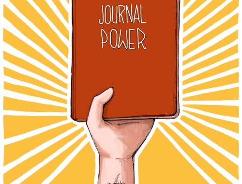 Mon journal, mon arme anti COVID-19