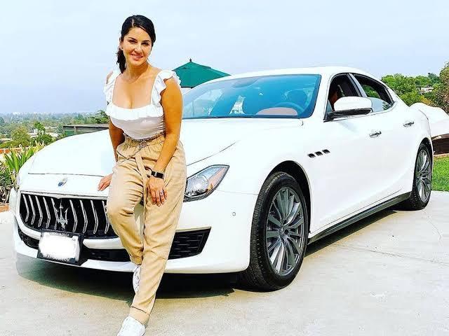 Sunny Leone net worth 2021