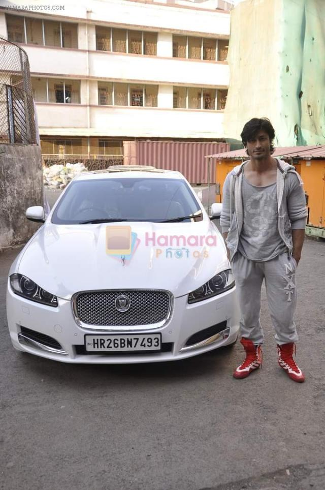 Vidyut Jamwal Car Collection
