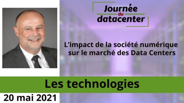 L'impact de la société numérique sur le marché des Data Centers