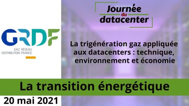 La trigénération gaz appliquée aux datacenters : technique, environnement et économie