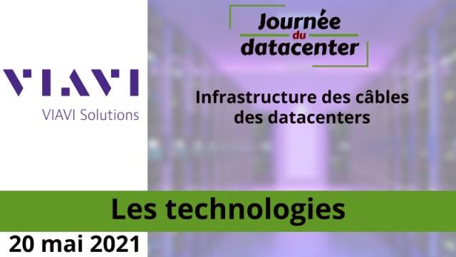 Infrastructure des câbles des datacenters