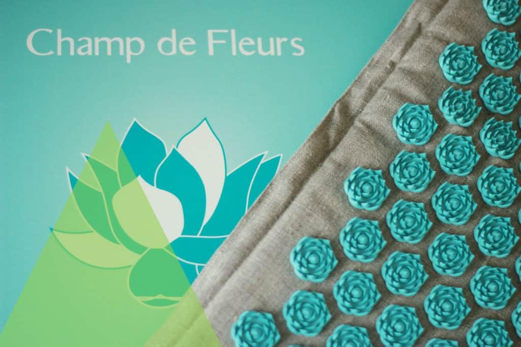 intey tapis d acupression pour la relaxation apaisante coussin d acupression pour soulager les douleurs de la tete et du cou avec sac de transport