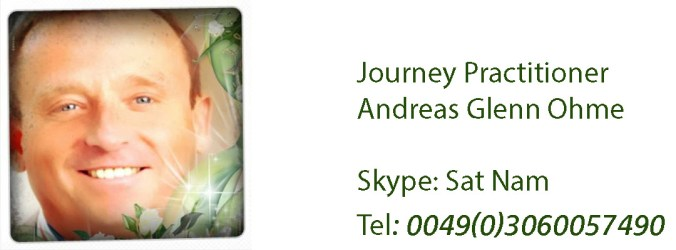 Journey Practitioner aus Berlin - Andreas Glenn Ohme