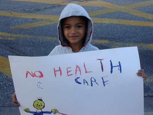 Healthcare for Illegal Immigrants Serves the Public Interest