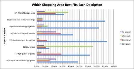 Springdale Shopping Survey: Shopper Insights to Improve Mall Performance (4/4)