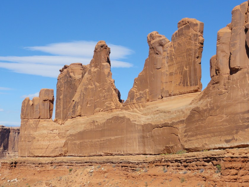 Wall Street at Arches